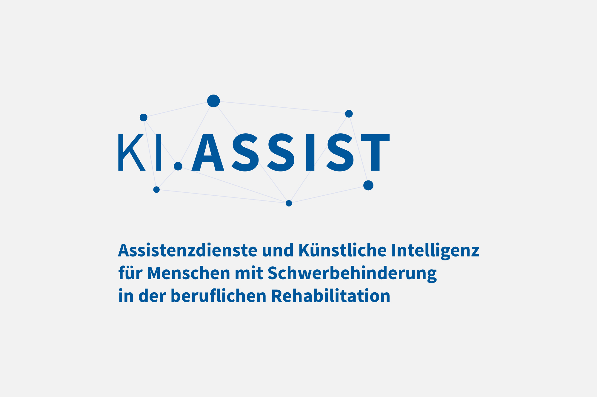 Logo Projekt KI:ASSIST